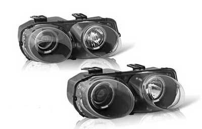 WinJet - Acura Integra WinJet Projector Headlights - WJ10-0217-04