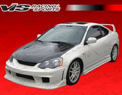Shop For Acura RSX Hoods On Bodykitscom - Acura rsx carbon fiber hood