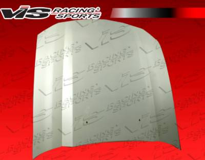 VIS Racing - Ford Mustang VIS Racing Cowl Induction Fiberglass Hood - 05FDMUS2DCI-010