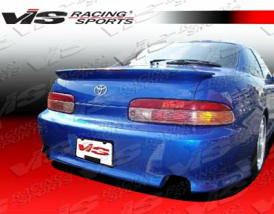VIS Racing - Lexus SC VIS Racing V Speed Rear Bumper - 92LXSC32DVSP-002