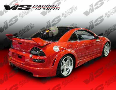 VIS Racing - Mitsubishi Eclipse VIS Racing Sniper Side Skirts - 00MTECL2DSNI-004