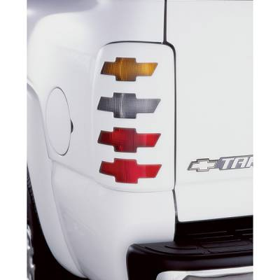 V-Tech - Chevrolet Tahoe V-Tech Taillight Covers - Multiple Bow Tie Style - 24582