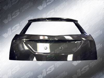 VIS Racing. - Ford Focus Wagon VIS Racing OEM Carbon Fiber Hatch - 00FDFOCHBOE-020C