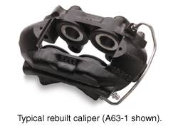 SSBC - SSBC 4-Piston Caliper - Right Front - A63-2