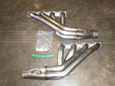Stainless Works - Chevrolet Corvette Stainless Works Header & Exhaust System - ZR1CORV3-8HDR