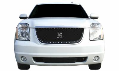 T-Rex - GMC Yukon T-Rex X-Metal Series Studded Main Grille - All Black - 6711711