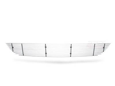 Stack Racing - Ford Mustang Stack Racing Billet Lower Grille - GRL-05-500-LOW