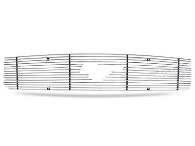 Stack Racing - Ford Mustang Stack Racing Billet Upper Grille - GRL-05-V6-UPC
