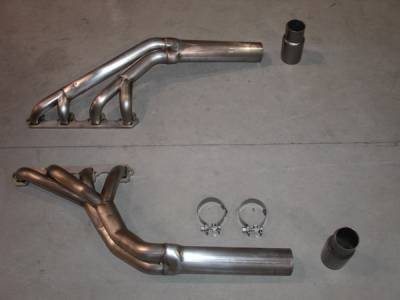 Stainless Works - Ford Mustang Stainless Works Exhaust Header - FTY99011
