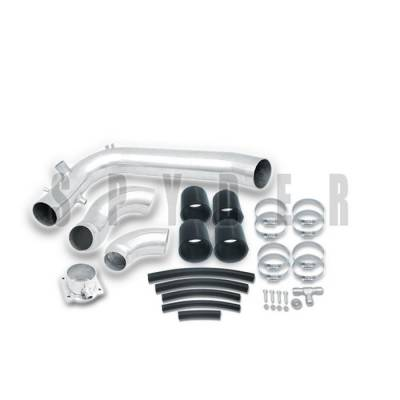 Spyder - Nissan 240SX Spyder Cold Air Intake with Filter - Polish - CP-440P