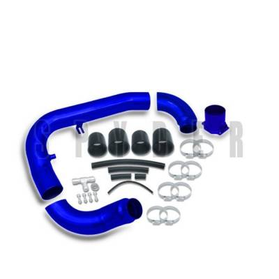 Spyder - Nissan 240SX Spyder Cold Air Intake with Filter - Blue - CP-442B