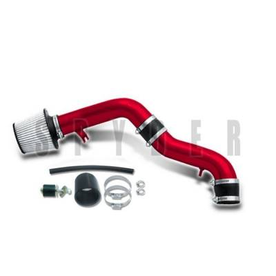 Spyder - Hyundai Tiburon Spyder Cold Air Intake with Filter - Red - CP-521R