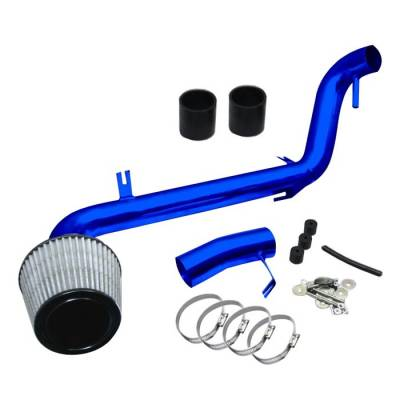 Spyder - Scion tC Spyder Cold Air Intake with Filter - Blue - CP-568B