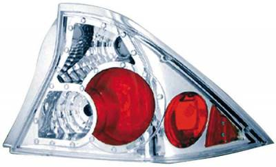 TYC - TYC Clear Euro Taillights - 81551901