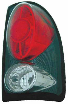 TYC - TYC Euro Taillights with Carbon Fiber Housing - 81559931