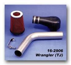 Pacesetter - Pacesetter AiR FX Performance Air Intake System - 16-2906