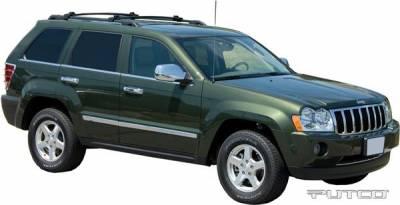 Jeep Grand Cherokee Putco Exterior Chrome Accessory Kit   405077