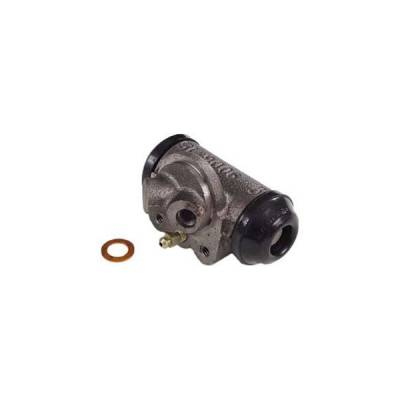 Omix - Omix Brake Wheel Cylinder - Including 60 Degree Angle Hose Connection - 16722-05