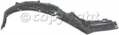 OEM - Front Splash Shield Rh (Passenger Side)