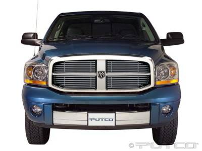 Putco - Dodge Ram Putco Virtual Tubular Grille - 31156