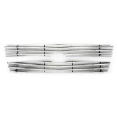 Pilot - Ford F250 Superduty Pilot Bolt-On Billet Grille - 1PC - BG-265