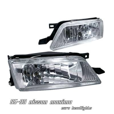 OptionRacing - Nissan Maxima Option Racing Headlight - 10-36233