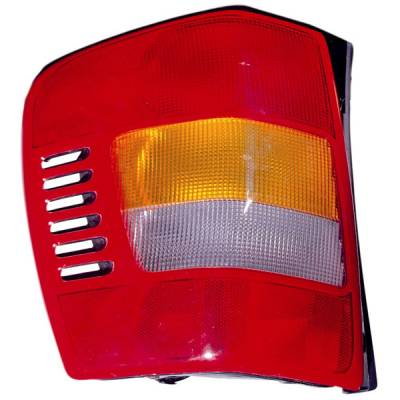 Omix - Omix Tail Light - 12403-23