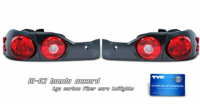 OptionRacing - Honda Accord Option Racing Altezza Taillight - 17-20251
