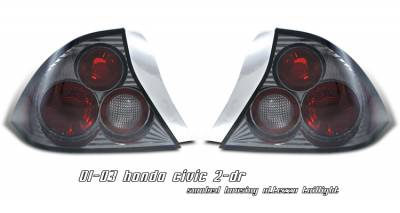 OptionRacing - Honda Civic Option Racing Altezza Taillight - 18-20137