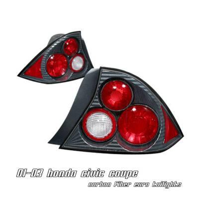 OptionRacing - Honda Civic Option Racing Altezza Taillight - 20-20135