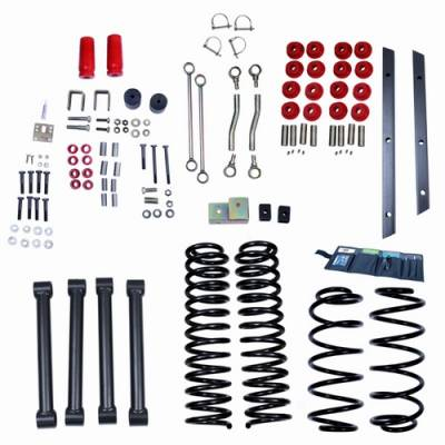 Omix - Rugged Ridge Suspension Lift Kit - 18401-4