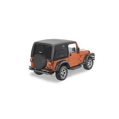 Omix - Omix Two Piece Hard Top without Doors - 41509