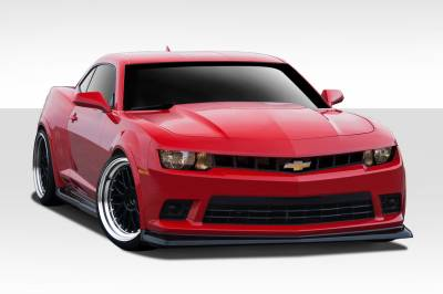 Extreme Dimensions 16 - Chevrolet Camaro Duraflex Z28 Look Body Kit - 9 Piece - 109956