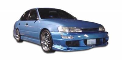Shop for Toyota Corolla Body Kits on Bodykits com