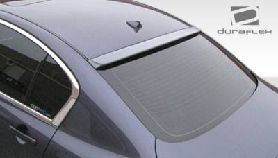 Extreme Dimensions - Infiniti G35 4DR Duraflex GT Spec Roof Window Wing Spoiler - 1 Piece - 105952