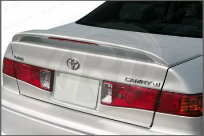 Restyling Ideas - Toyota Camry Restyling Ideas Factory Style Spoiler with LED - 01-TOCA97FL