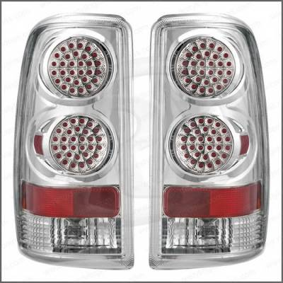 Restyling Ideas - GMC Yukon Restyling Ideas Taillights - Replacement - 1TLZ-601508C