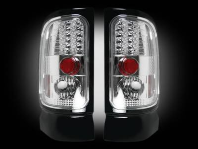 Recon - Dodge Ram Recon LED Taillights - 264170CL