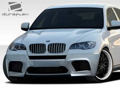 Extreme Dimensions 16 - BMW X5 Duraflex X6M Look Front Bumper Cover - 1 Piece - 107707
