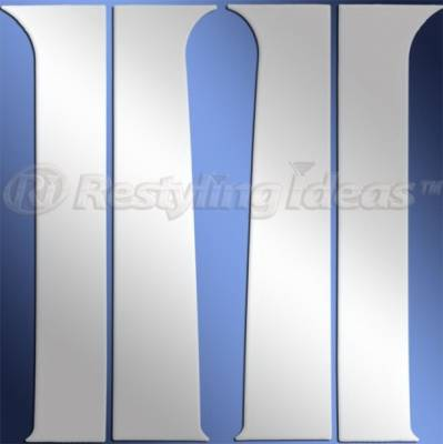 Restyling Ideas - Ford Superduty Restyling Ideas Pillar Post - 52-SS-FOSUD99