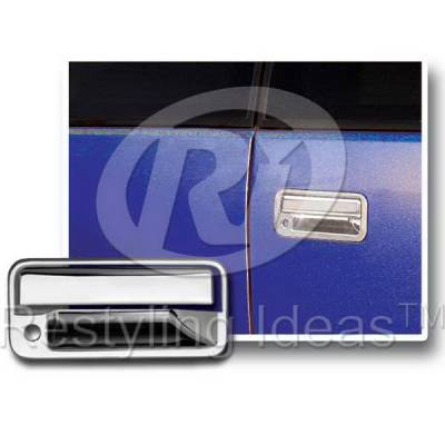 Restyling Ideas - Cadillac Escalade Restyling Ideas Rear Door Handle Cover - 65217SS