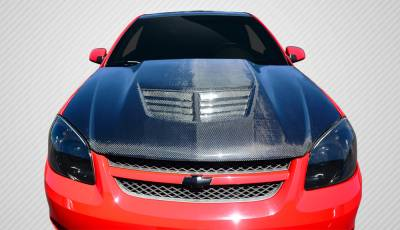 Carbon Creations - Chevrolet Cobalt Carbon Creations Stingray Z Hood- 1 Piece - 112418