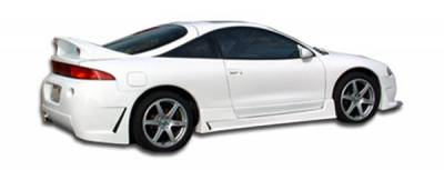 Extreme Dimensions - Mitsubishi Eclipse Duraflex B-2 Side Skirts Rocker Panels - 2 Piece - 101594