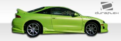 Extreme Dimensions - Mitsubishi Eclipse Duraflex Bomber Side Skirts Rocker Panels - 2 Piece - 101597