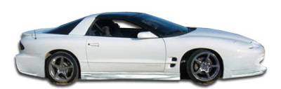 Extreme Dimensions 16 - Pontiac Firebird Duraflex Sniper Side Skirts Rocker Panels - 2 Piece - 104149