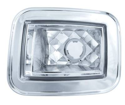 In Pro Carwear - Hummer H2 IPCW Park Signals - Front - Diamond-Cut - 1 Pair - CWC-348C