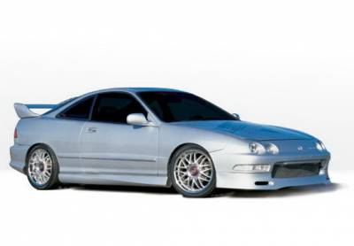 Wings West - Acura Integra 2DR Wings West Type II Complete Body Kit - 4PC - 890083