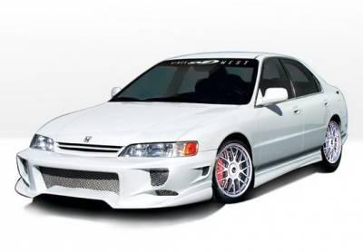 honda accord 2001 coupe body kit