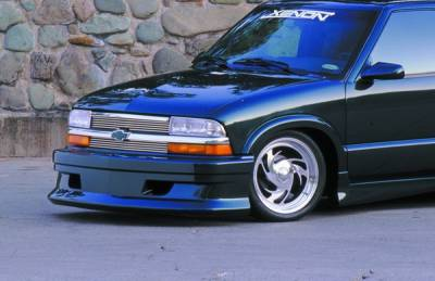 Shop for Chevrolet S10 Front Bumper on Bodykits com