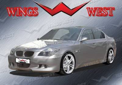 Wings West - BMW 5 Series Wings West VIP Front Air Dam - 890920